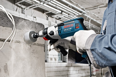 Bosch Professional GSB 21-2 RE puissance
