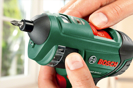Bosch PSR Select zoom