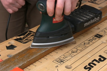 Metabo FMS 200 puissance
