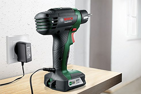 Bosch Easydrill 12 chargeur