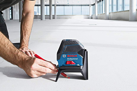 Bosch Professional GCL 2-15 point d'aplomb