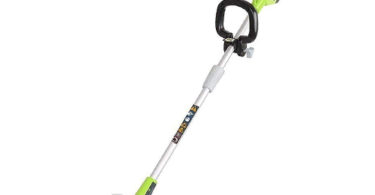 Coupe bordure Greenworks 40V