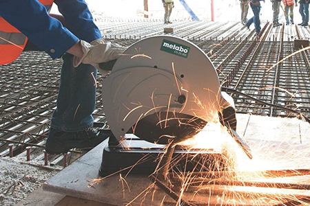 Metabo CS 23-355 puissance